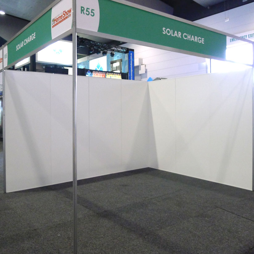 Exhibition Stand Wall Covering : Exhibitions and conferences plan your stand stand types